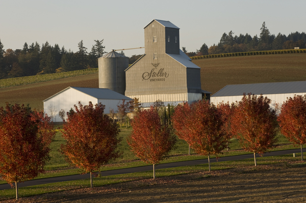 Stoller Vineyards, Dundee Hills, Willamette Valley, Oregon